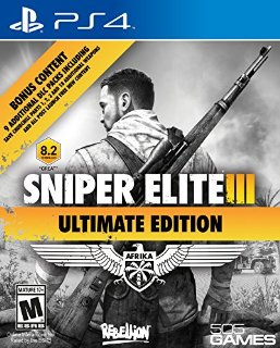 Image of 505 Games 71501844 Sniper Elite III Ultimate Edition