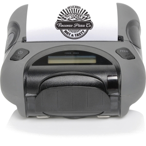 Star Micronics SM-T300 Direct Thermal Printer - Monochrome - Portable - Receipt Print - 2.83 Print Width - 2.95 in/s Mono - 203 dpi - Bluetooth - Serial - Battery Included - LCD - 3.15