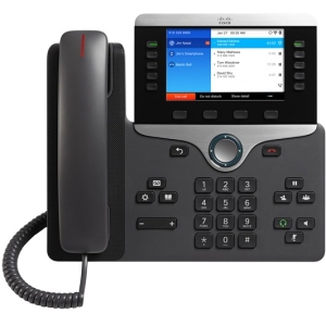 Cisco 8861 IP Phone Wall Mountable Desktop