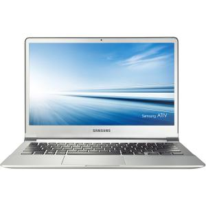 Samsung ATIV Book 9 NP900X3K 13.3 LED (SuperBright Plus) Ultrabook - Intel Core i7 i7-5500U 2.40 GHz - Platinum Silver - 8 GB RAM - 256 GB SSD - Intel HD Graphics 5500 - Windows 7 Professional 64-bit - 3200 x 1800 Display - Bluetooth