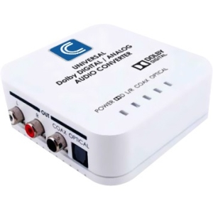 Comprehensive CCN-ADDA Digital-to-analog Audio Converter - 96 kHzWhite