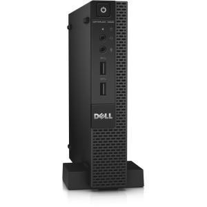 Dell OptiPlex 3020 Desktop Computer - Intel Pentium G3250T 2.80 GHz - Micro PC