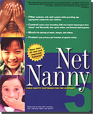 Net Nanny 5 Special Edition