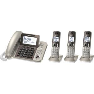 Click here for Panasonic KX-TGF353N Corded/Cordless Phone & Answe... prices