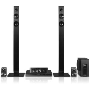 Panasonic SC-BTT465 1000W Smart Network 3D Blu-Ray Disc Home Theater System