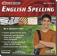 QuickStudy English Spelling