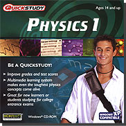 QuickStudy Physics 1