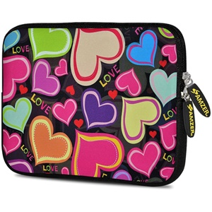 """Image of Amzer Carrying Case (Sleeve) for 10.5"""" Tablet, Digital Text Reader - HeartGather"""