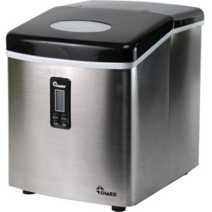 Chard IM-12SS Stainless Steel Ice Maker