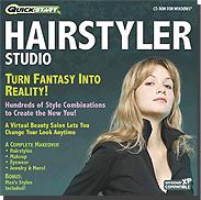 QuickStart Hairstyler Studio for Windows PC