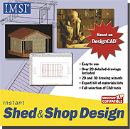 Instant Shed & Shop Design