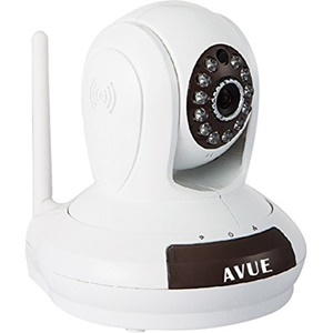 Image of Avue - AVP562W - Avue AVP562W Network Camera - Color - 32 ft - H.264 - 1280 x 7203.60 mm - CMOS - Wireless, Cable