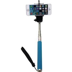 WorryFree Gadgets Monopad Selfie Stick, Blue