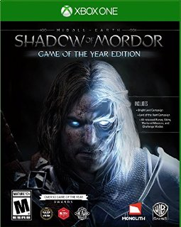 Click here for WB Middle-Earth Shadow of Mordor: Game of the Year... prices