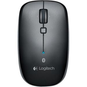 Logitech Bluetooth Optical Mouse M557 - Black