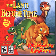 Land Before Time Kindergarten Adventure