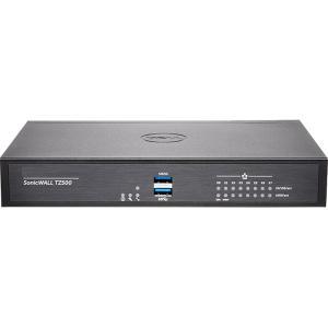 SonicWALL TZ500 Network Security/Firewall Appliance - 8 Port