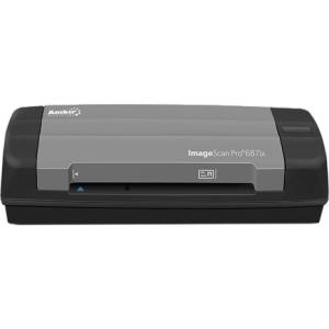Image of Ambir ImageScan Pro 687ix 600 dpi USB ID Card Scanner