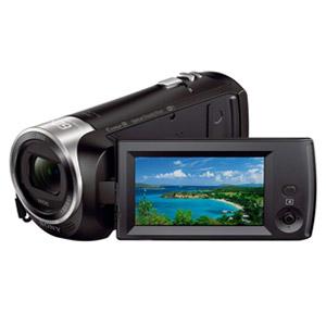 Sony Handycam CX440 Full HD 60p 2.3MP Digital Camcorder - Black