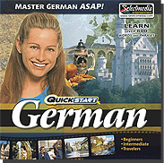 QuickStart German Audio CD