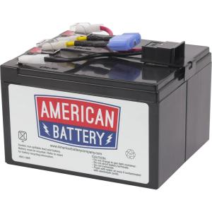 Image of American Battery APC RBC48 UPS Replacement Battery