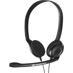 Click here for Sennheiser Black PC 3 CHAT Headphone/Headset prices