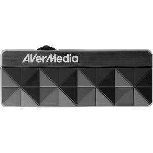 Image of AVerMedia AW310 Smart Microphone - Black