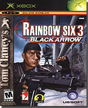 Rainbow Six 3: Black Arrow (Xbox)