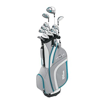 Wilson Women`s Profile XLS 15-Piece Golf Set