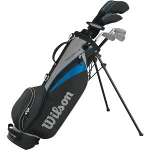 Wilson Profile Junior RH Golf Set, Blue