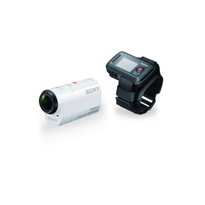 Sony AZ1VR Action Cam Mini Kit with Live View Remote Watch