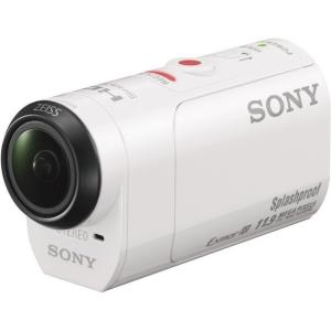 Sony HDR-AZ1 Action Cam Mini POV HD Camera with Wi-Fi - White