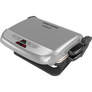 Image of Applica GRP4842P George Foreman 5 Serving Multi-Plate Evolve Grill