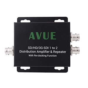Image of Avue - SDE-12RN - Avue SDE - 12RN Distribution Amplifier & Repeater - 1920 x 1080
