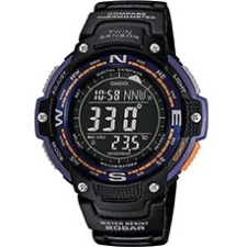 Casio SGW100-2B Twin Sensor Digital Compass Sports