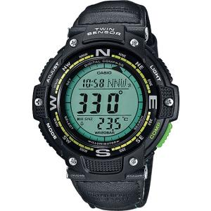 Casio SGW100B-3A2 Twin Sensor Mens Digital Sport