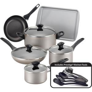 Click here for Farberware Dishwasher Safe Nonstick 15-Piece Cookw... prices