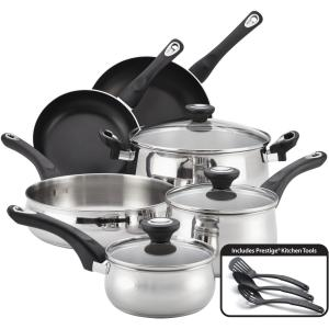 Click here for Farberware 78648 Traditions Stainless Steel 12-Pie... prices