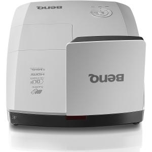 Image of BenQ - 9H.JC677.24A - BenQ MW855UST 3D Ready DLP Projector - 720p - HDTV - 16:10 - Front - Interactive - 240 W - 3000