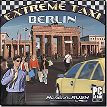 Image of Extreme Taxi: Berlin for Windows PC