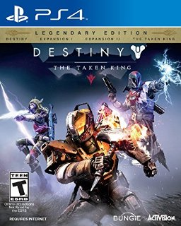 Image of Activision Destiny: The Taken King - Legendary Edition - PlayStation 4