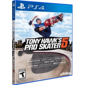 Click here for Activision Tony Hawks Pro Skater 5 - Simulation Ga... prices