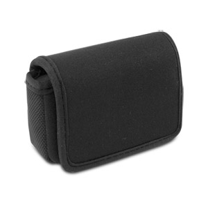 Olympus Neoprene Sport Carrying Case for Compact Camera - Black