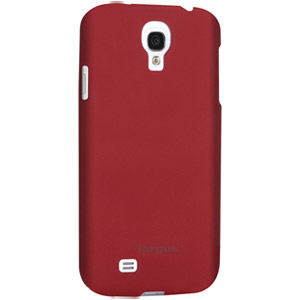 Targus Snap-On Shell for Samsung Galaxy S4, Red