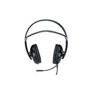 GX Gaming Junceus Virtual 7.1 Channel Gaming Headset - Black