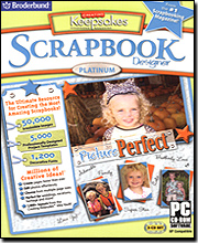 Creating Keepsakes Scrapbook Designer Platinum