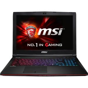 MSI GE62 Apache 15.6 Gaming Laptop w\/ Intel i7, 16GB RAM, 1TB HDD, & 128GB SSD