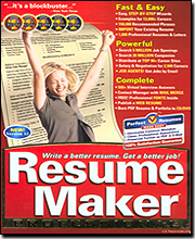 Resume Maker Professional 12