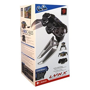 Mad Catz L.Y.N.X. 9 Mobile Controller for Android Smartphones\/Tablets\/PC, Black