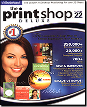 PrintShop Deluxe 22